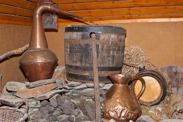The Illicit Still, Edradour Distillery