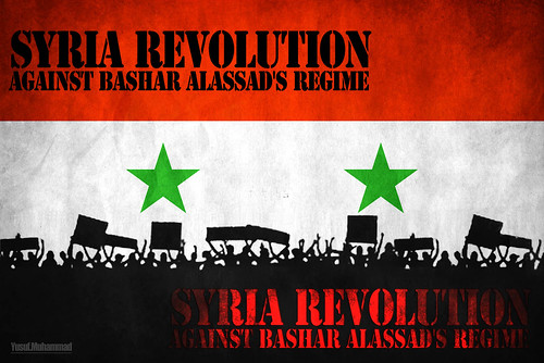 The Syrian Revolution 2011 by scape14897