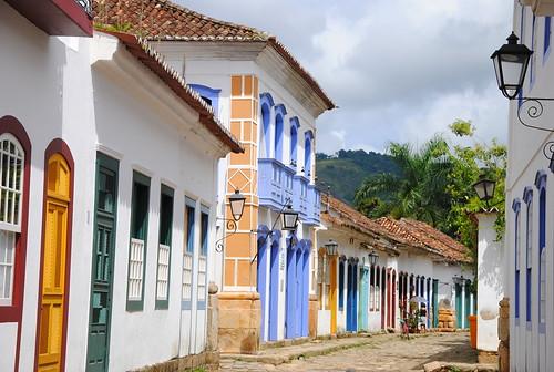 Centro Hist. de Paraty - 2