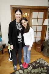 aunt rachel and niece olivia