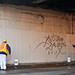 March 2011 semiannual SR 99 closure -- tunnel painting