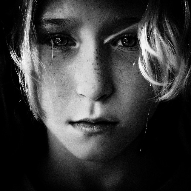 Portrait - Emotional and Painful Portraits
