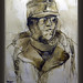 EJERCITO ALEMAN-GERMAN ARMY-RUSIA-WW2-ART-PAINTINGS-PINTURAS-SOLDADOS-PINTOR-ERNEST DESCALS