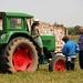 """Vulnerables"" tractor scene"