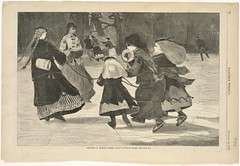 """Winter"" -- A skating scene"
