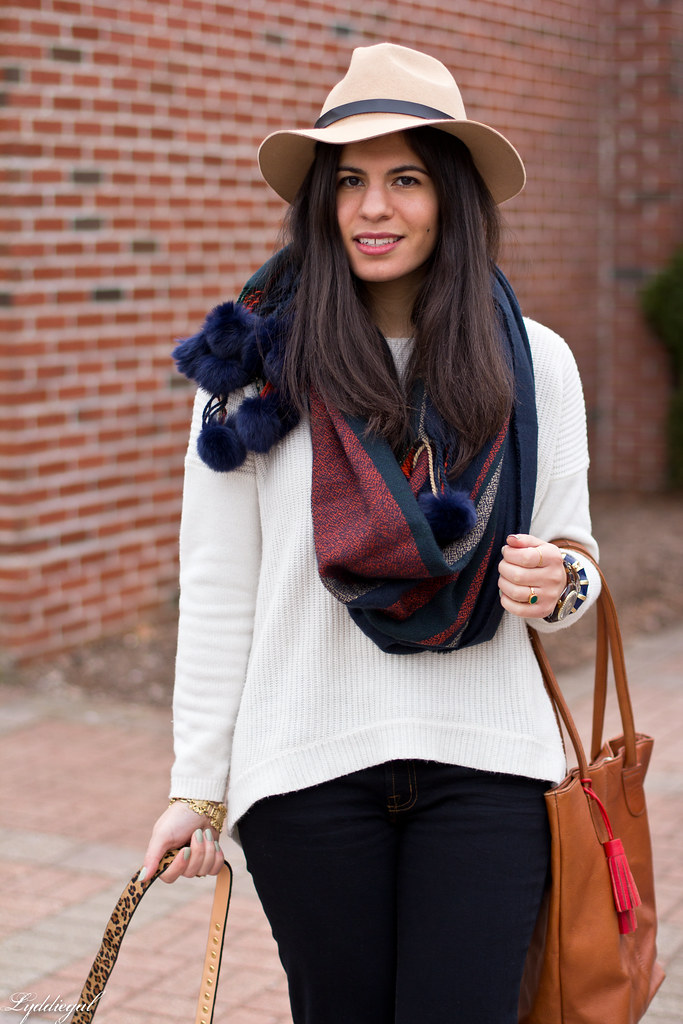 white sweater, plaid scarf.jpg