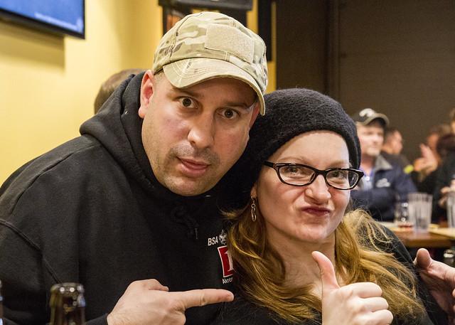 Todd & Laura