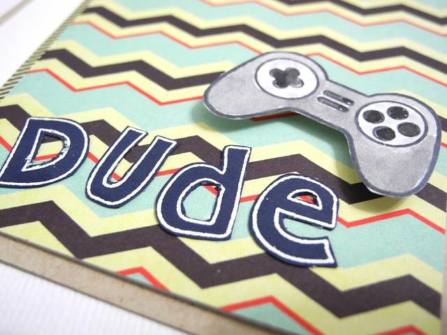 Dude (detail)