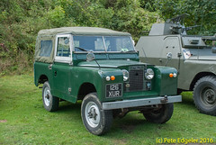 "126XUR 1961 Land Rover Series 2, 88"" SWB"