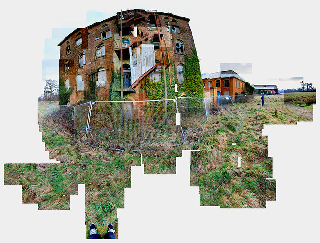 how to create a david hockney photo collage in photoshop