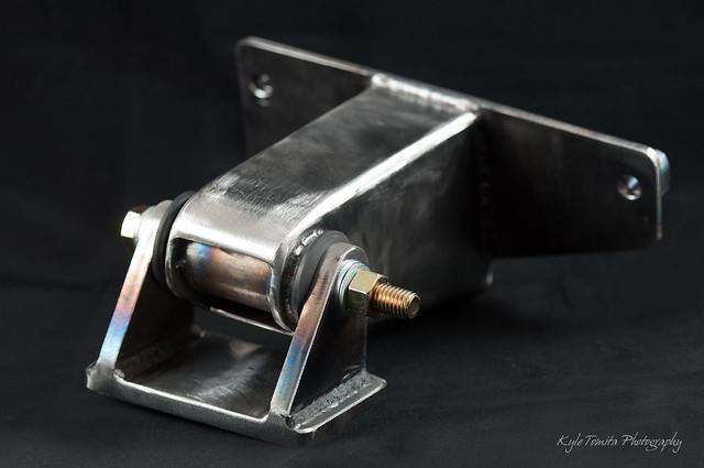 psi custom engine mount assembled flickr photo sharing. Black Bedroom Furniture Sets. Home Design Ideas