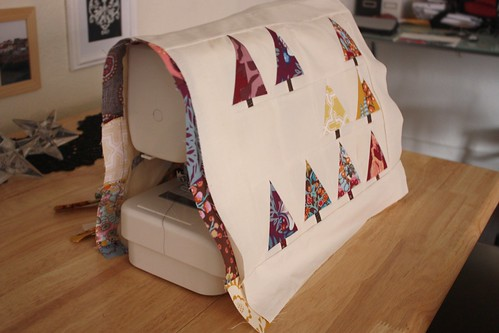 WiP: Sewing Machine Cover