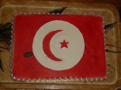 On fête la révolution tunisienne :)