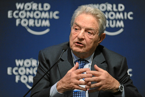 George Soros - World Economic Forum Annual Meeting 2011