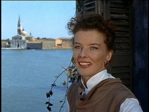 Summertime starring Katharine Hepburn