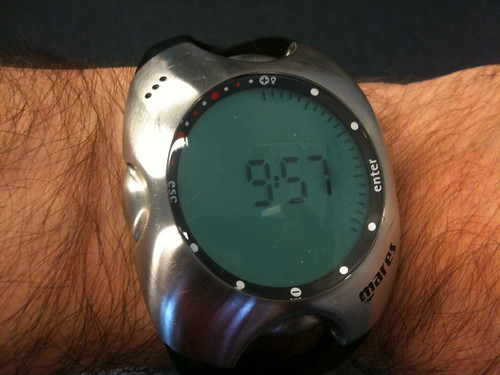 Wrist check 2011 page 17 watches pistonheads - Mares dive watch ...
