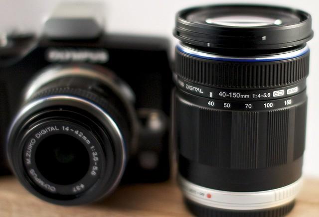 Choisir ses objectifs pour appareil photo hybride... Photo de Derrick Story