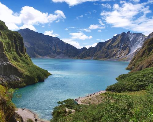 olympus gb craterlake pk mtpinatubo pinatubo tarlac zambales 1442mm e520 mtpinatubocaldera