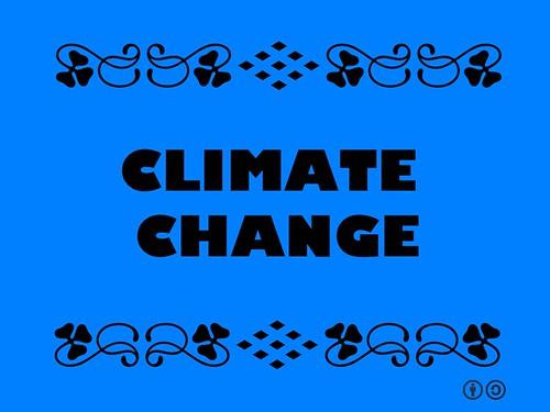 Buzzword Bingo: Climate Change