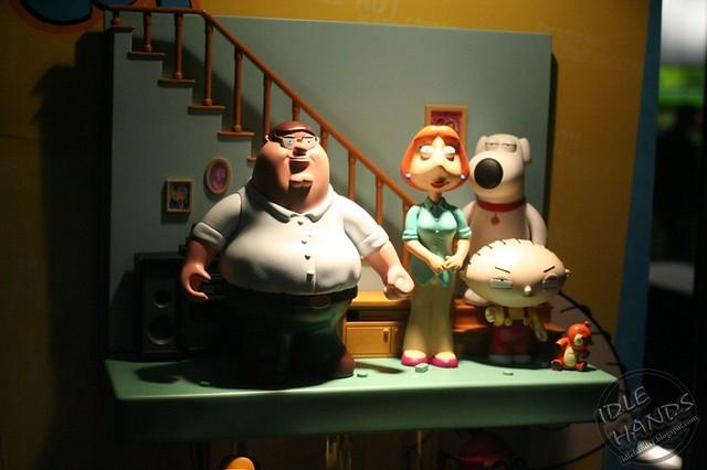 Family Guy Living Room