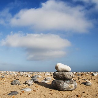 Three Pebbles, Caister, Norfolk