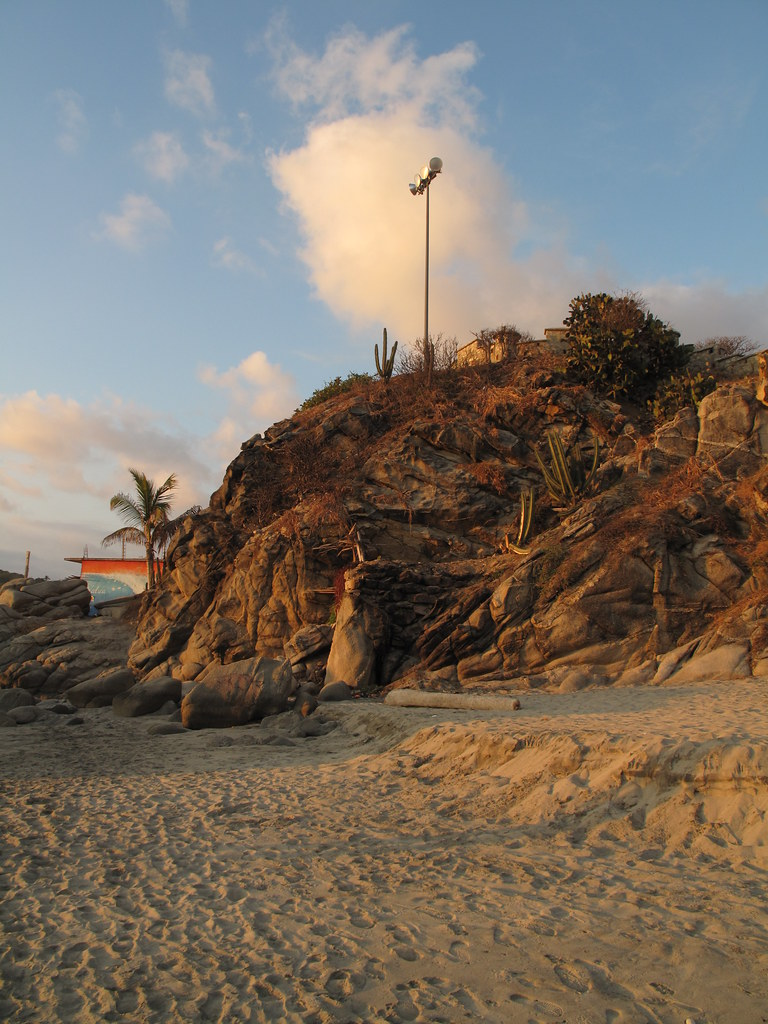 el mirador puerto escondido oaxaca mexico