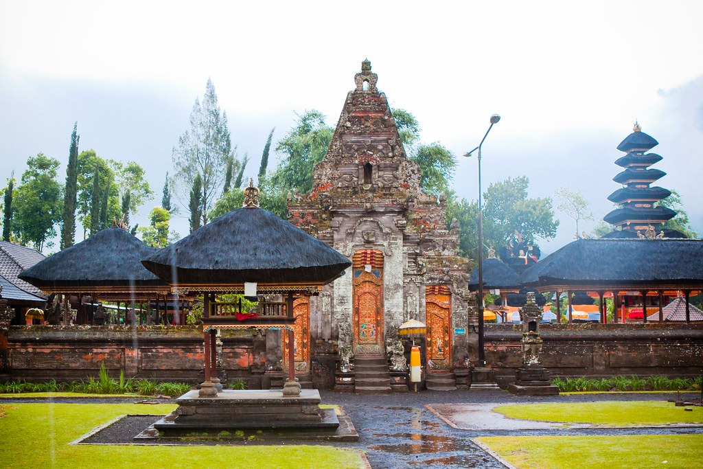 Ulun Danu Temple / Lake Beratan