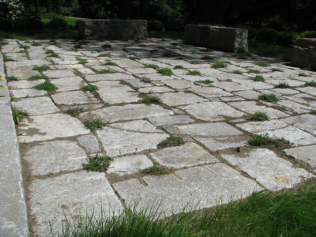 Reclaimed Granite Pavers Flickr Photo Sharing