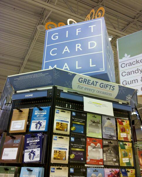 Gift Card Mall. Choose Gift Cards from over retailers in our online store, or select the perfect card at your local Albertsons® store.* With a wide range of options to fit any budget, we make it easy to find a gift for anyone on your list.