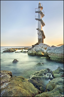 San Miguel Lighthouse at Sisiman Cove