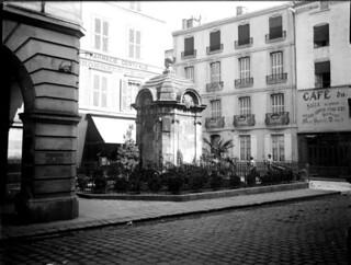 Fontaine, La Rochelle, 22 septembre 1907
