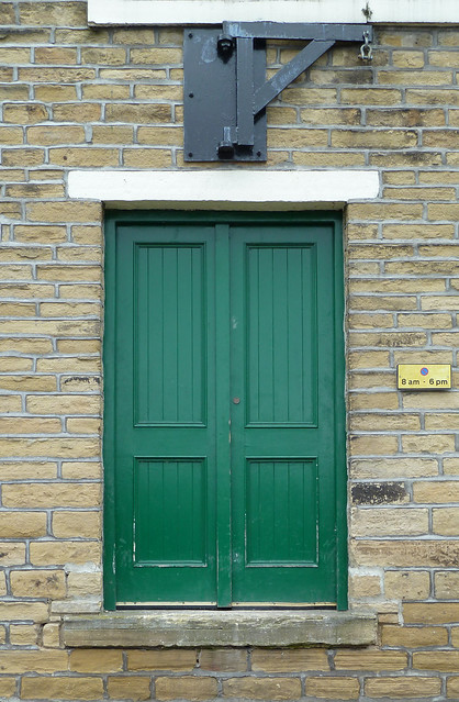 Green Door Definition Meaning