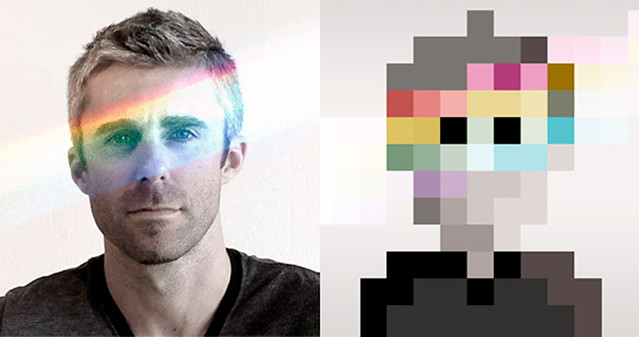 How to create an 8-bit avatar ... in 2 tweets