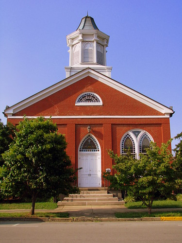 Bardstown, KY Methodist Church