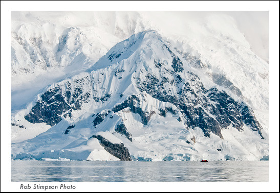 Antarctic - Wilhelmina Bay