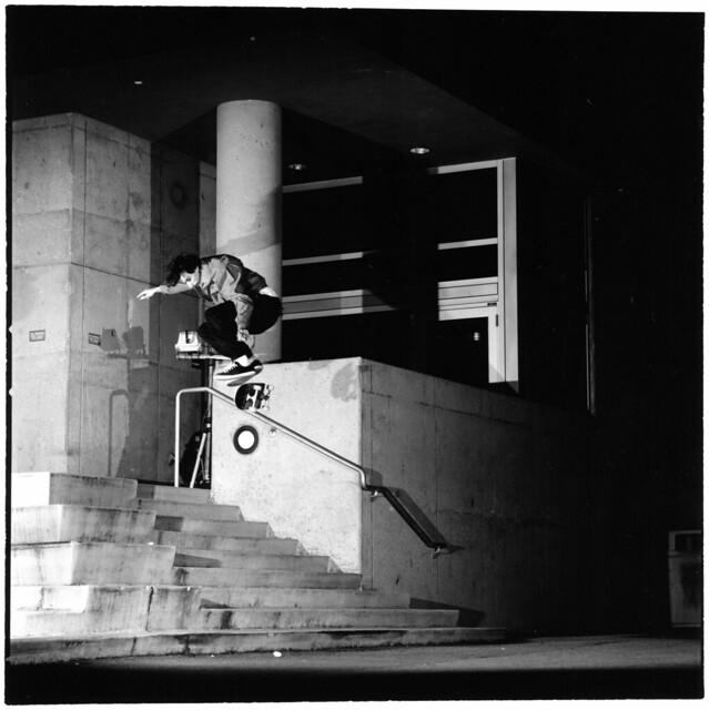 Erich Reichwein, Backside Flip, Santa Cruz