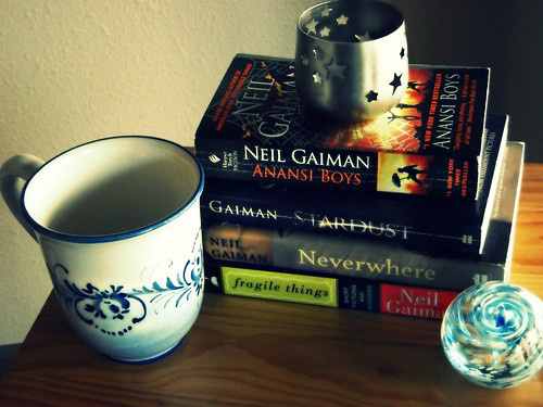 Neil Gaiman and Tea