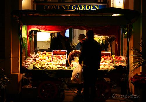 immagini Covent Garden Londra
