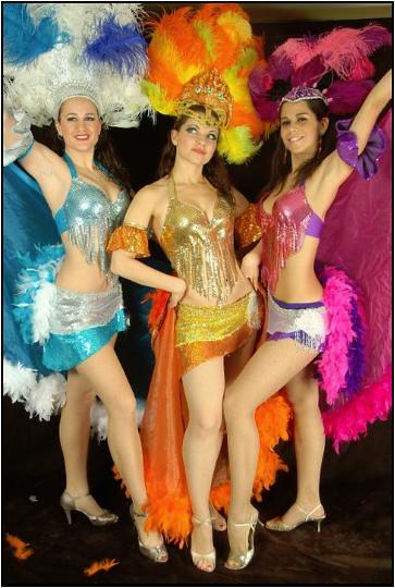 VE Samba show