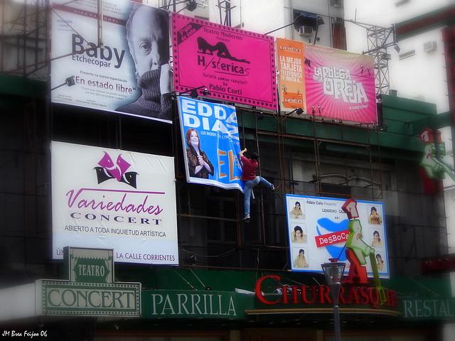 Temerario - Buenos Aires
