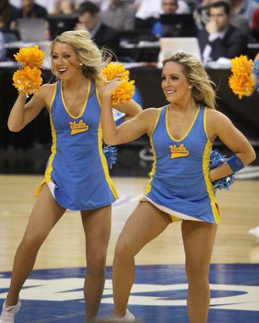 UCLA Cheerleaders | Flickr - Photo Sharing!