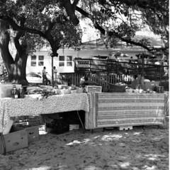 farmers market table