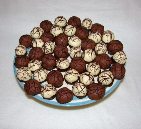 Homemade Truffles   Flickr - Photo Sharing!