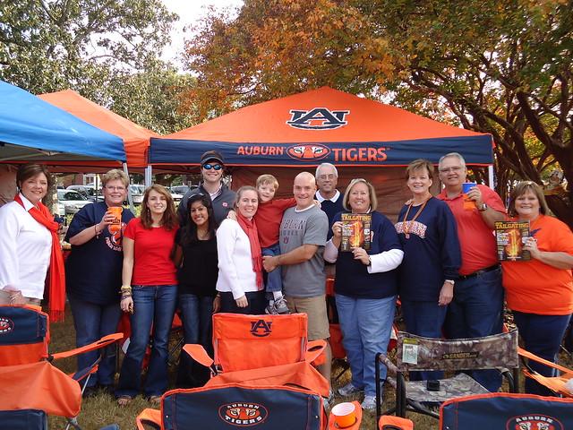 Georgia Bulldogs vs Auburn Tigers Tailgating 001 | Flickr ...