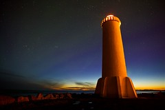 Lighthouse in Akranes