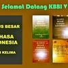 : Sambut Kamus Besar Bahasa Indonesia Edisi Kelima