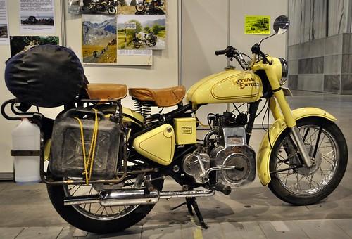 Royal Enfield Diesel 500 (India, 1965)