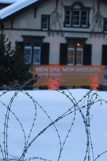 It is a new day in Davos