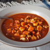 Posole with Chile Colorado