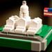 LEGO US Capitol by Tervlon